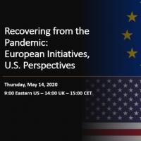 Recovering from the Pandemic: European Initiatives, U.S. Perspectives