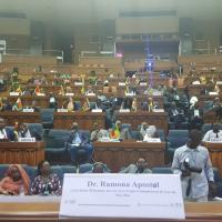 Dr. Ramona Apostol participates at African Public Procurement Network General Assembly